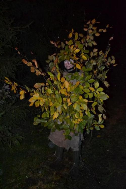 Putování s lampióny 26.10.2012