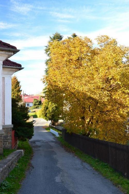 Podzim 2012
