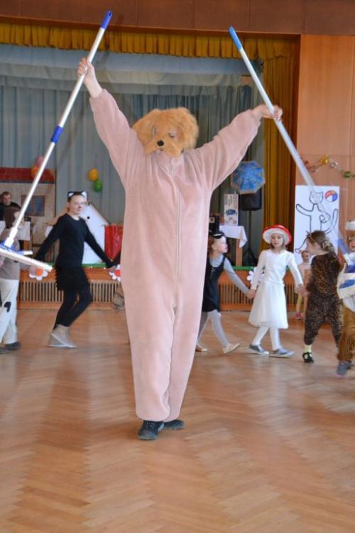 Maškarní ples pro děti