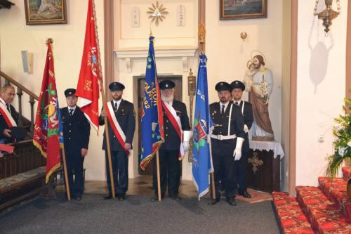 Den obce a 80. výročí založení SDH Melč